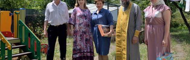 20 июня наш кризисный Центр посетили долгожданные гости.