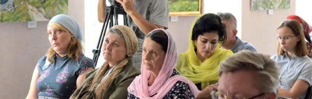 6-7 сентября в Свято-Ильинском храме прошел семинар по обучению лекторов ведению лекционной деятельности.